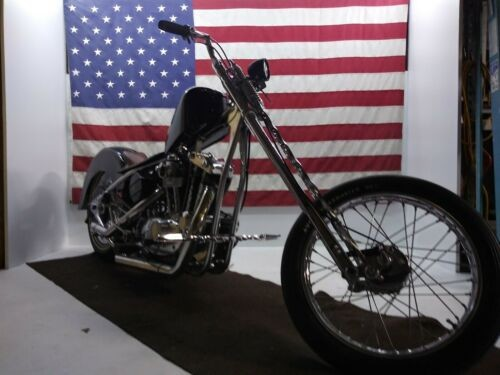 1967 Harley-Davidson Sportster Black for sale craigslist