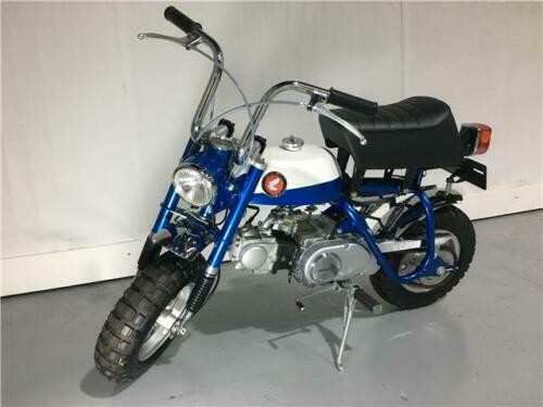 1967 Honda MINI TRIAL -- Blue for sale craigslist