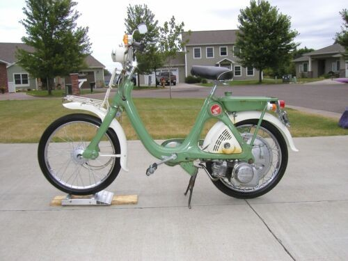 1967 Honda P50 Light Green for sale craigslist