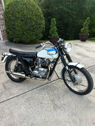 1967 Triumph Trophy for sale craigslist
