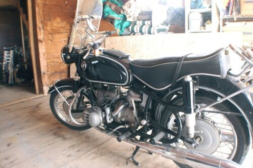 1968 BMW R-Series Black for sale