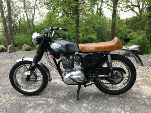 1968 BSA BSA 441 B44 SHOOTING STAR Black craigslist