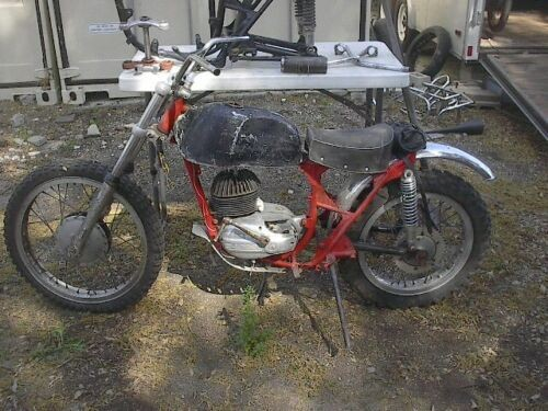 1968 Bultaco Matador for sale