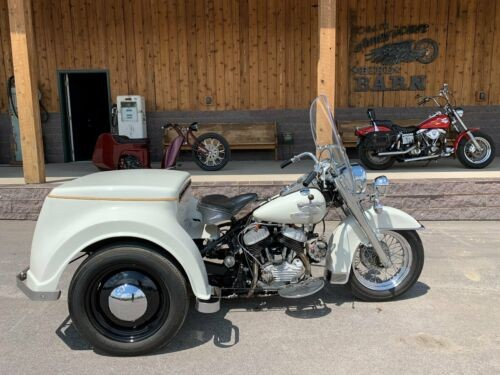 1968 Harley-Davidson Other White craigslist
