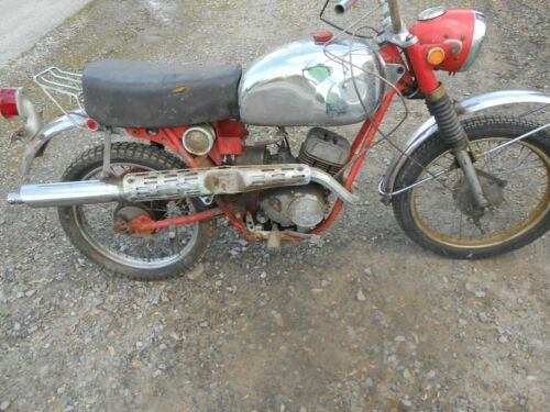 1968 Hodaka Ace red for sale
