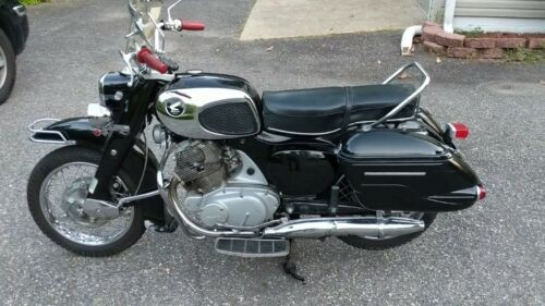 1968 Honda CA Black for sale