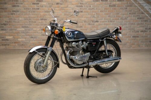 1968 Honda CB Black for sale