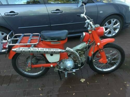 1968 Honda CT Red for sale