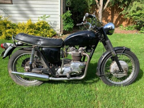 1968 Triumph Tiger for sale craigslist