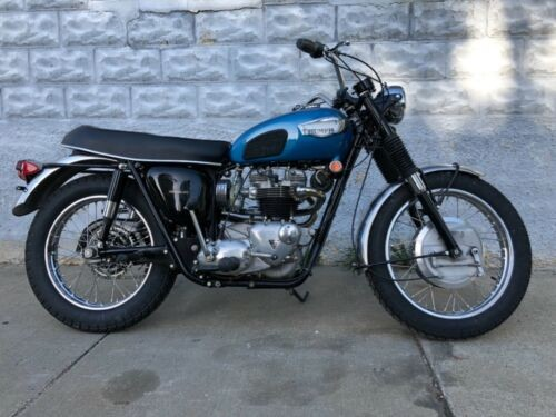 1968 Triumph Trophy Blue for sale