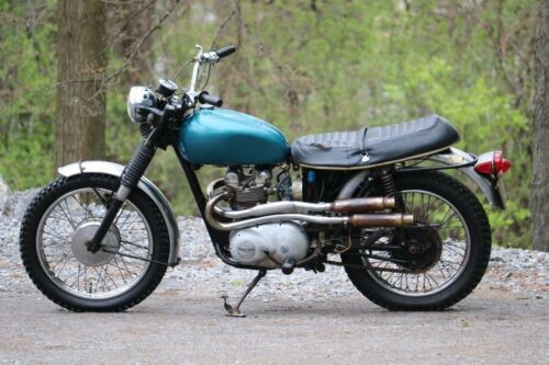 1968 Triumph Trophy Green for sale