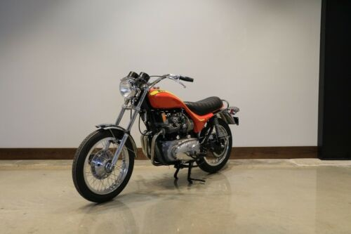 1969 BSA A75/X75 Hurricane Tribute Orange for sale