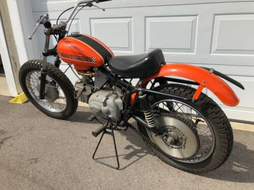 1969 Harley-Davidson Other Orange for sale craigslist