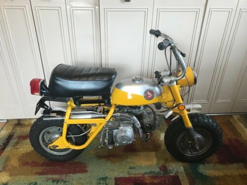 1969 Honda Z50A Yellow for sale