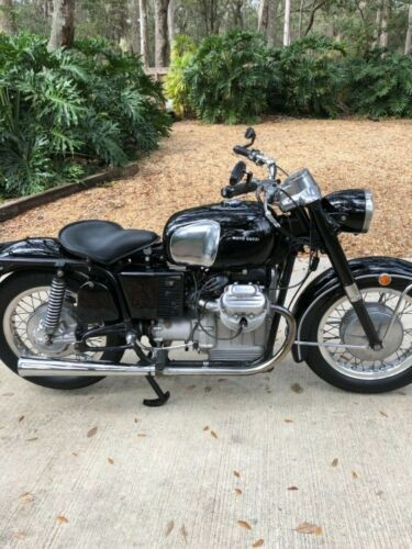 1969 Moto Guzzi A-Series V700 Ambassador Black for sale craigslist
