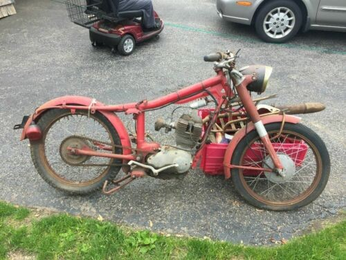 1969 Other Makes Moto Morini Corsaro for sale craigslist