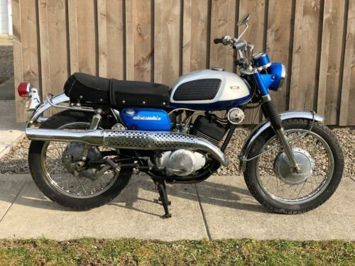 1969 Suzuki Other Blue for sale