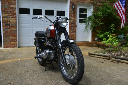 1969 Triumph Trophy Olympic Flame for sale craigslist