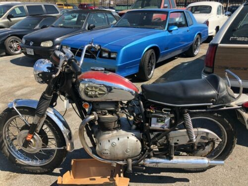 1970 BSA A65L red for sale