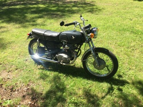1970 Honda CB Black for sale