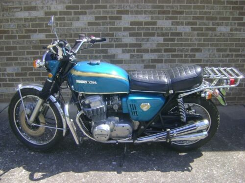 1970 Honda CB Blue Green / Turquoise for sale craigslist