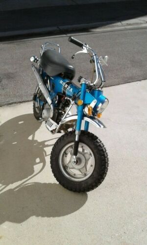 1970 Honda CT Sapphire Blue for sale craigslist