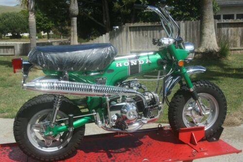 1970 Honda CT70K0 Candy Emerald Green for sale