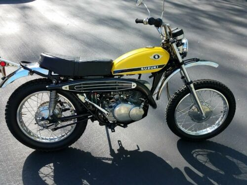 1970 Suzuki Other Yellow for sale