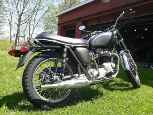 1970 Triumph Tiger Gray for sale