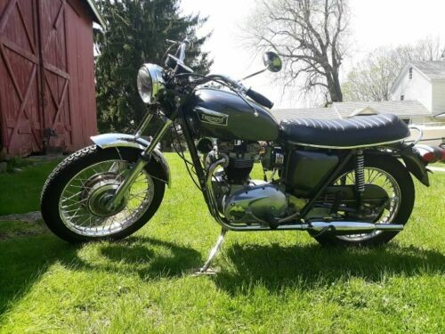1970 Triumph Tiger Gray for sale craigslist