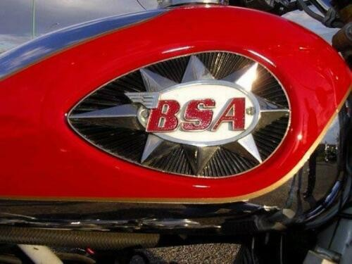 1971 BSA Rocket 3 Mk II Red for sale