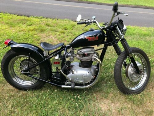 1971 Custom Built Motorcycles Bobber Black for sale craigslist