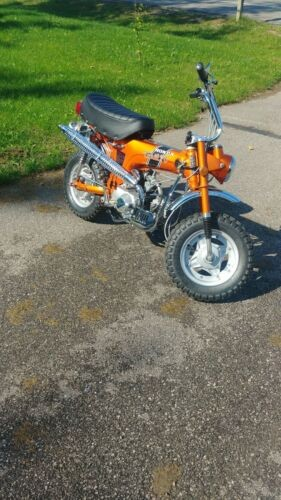 1971 Honda CT Orange for sale