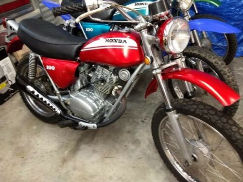 1971 Honda Honda Red for sale craigslist