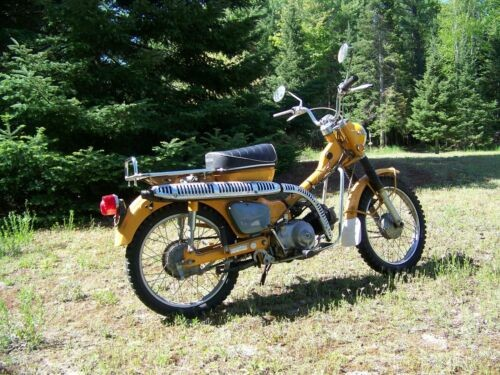 1971 Honda Other yellow for sale