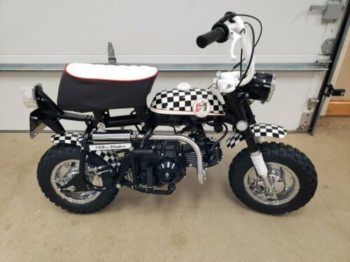 1971 Honda z50 Black for sale craigslist