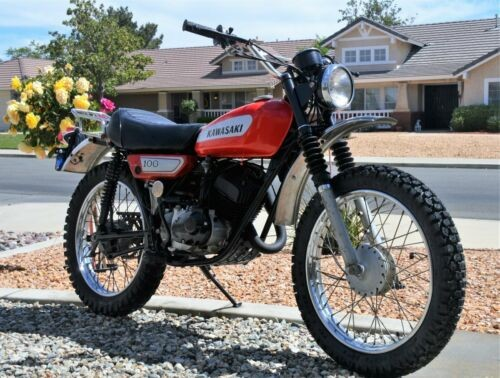 1971 Kawasaki Other Red for sale