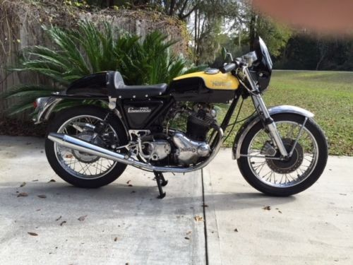 1971 Norton Commando Black for sale craigslist