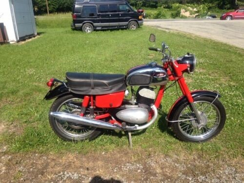 1971 Other Makes Jawa 350 Oilmaster Red craigslist