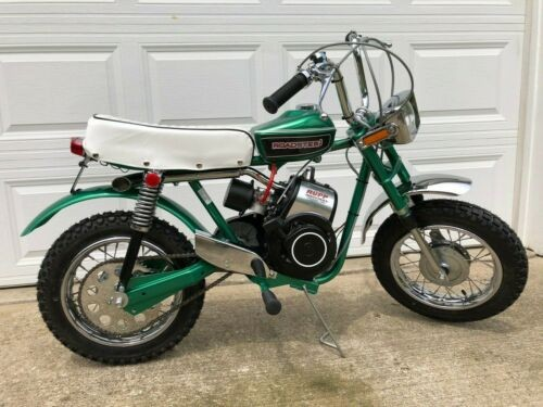 1971 Other Makes Rupp Green for sale craigslist