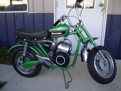 1971 Other Makes Scrambler Green for sale