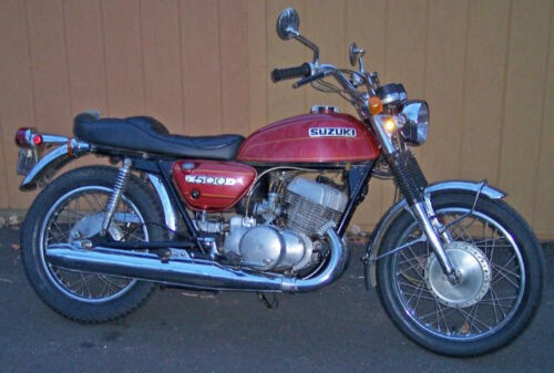 1971 Suzuki Other Red craigslist