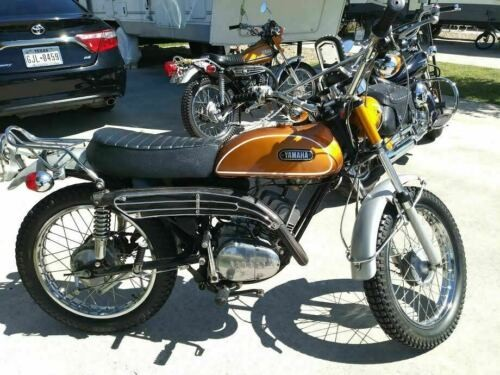 1971 Yamaha CT-1 Gold for sale craigslist
