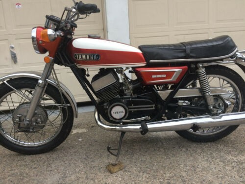 1971 Yamaha Other Orange for sale