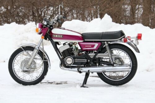 1971 Yamaha R5 350CC Purple for sale craigslist