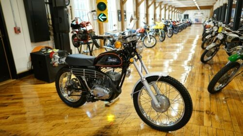 1971 Yamaha RT1 Black for sale