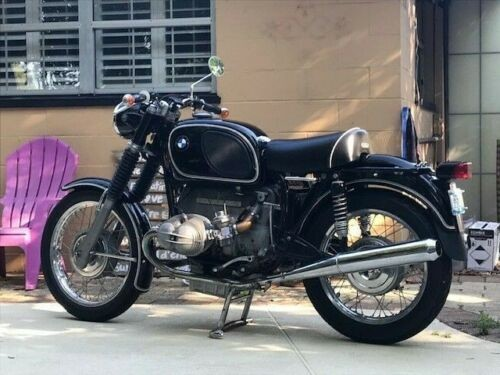 1972 BMW R-Series Black craigslist