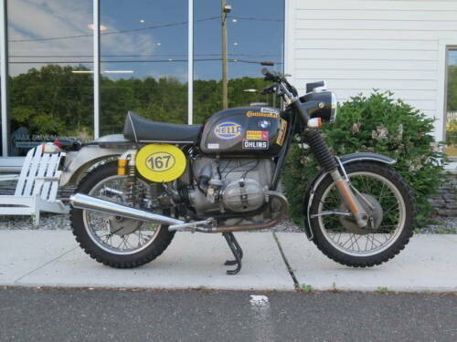 1975 BMW R75/6 Blue for sale craigslist   Used motorcycles