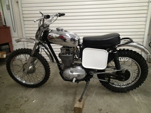 1972 BSA B50 MX for sale craigslist