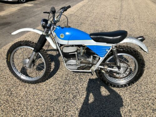 1972 Bultaco Alpina 250 Blue for sale